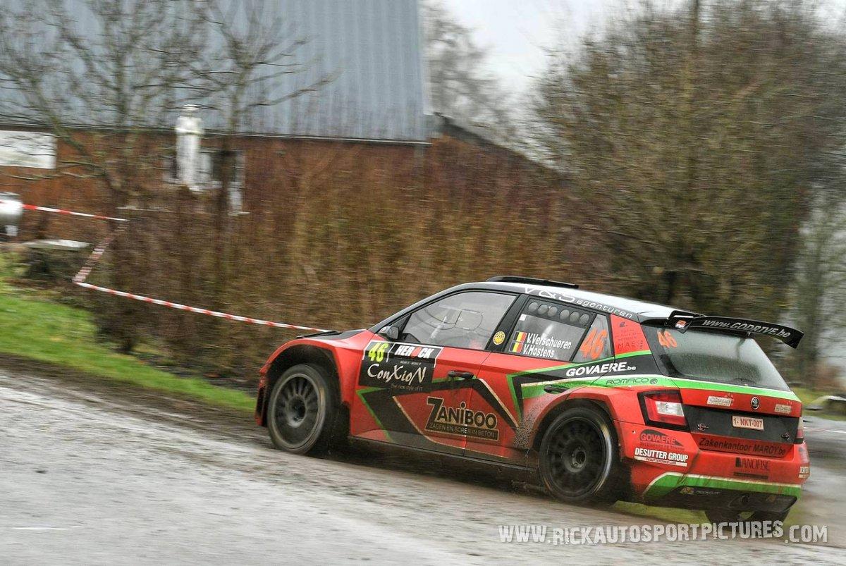 Vincent Verschueren-Spa-Rally-2017