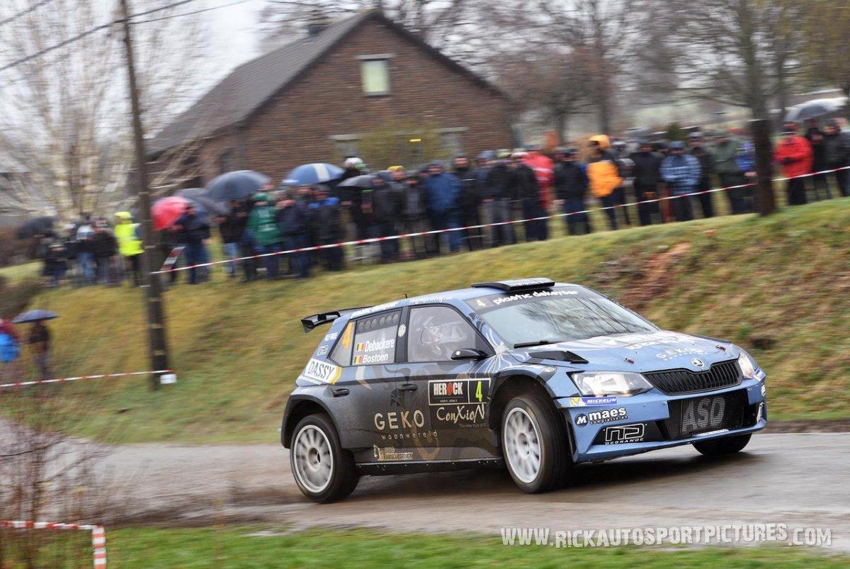 Melissa Debackere-Spa-Rally-2017