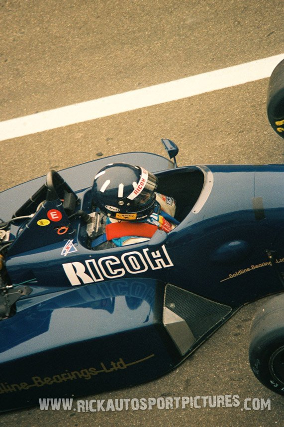 Damon Hill F3000