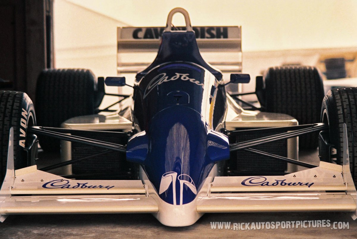 Madgwick International F3000