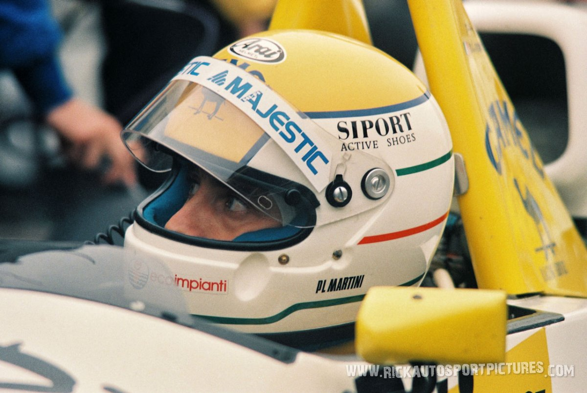 March F3000 Pierluigi Martini