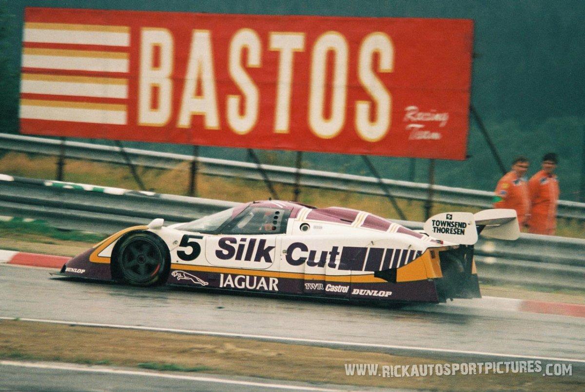 jan Lammers-1000 km Spa-1987