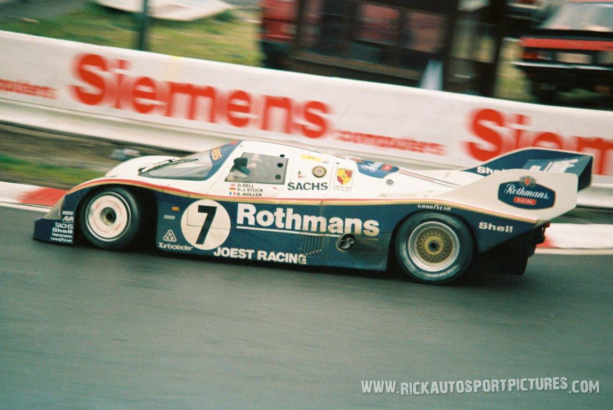 Joest-Racing-1000 km Spa-1987