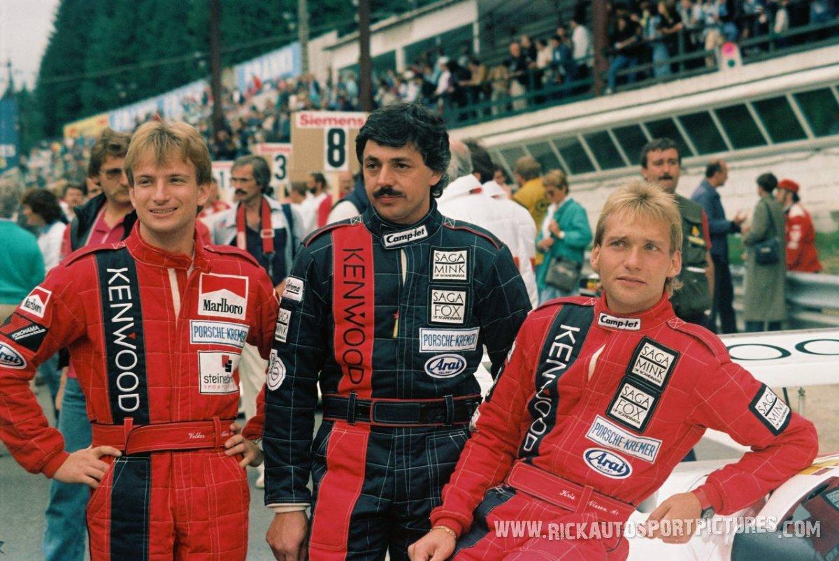 Kremer-Porsche-1000 km Spa-1987