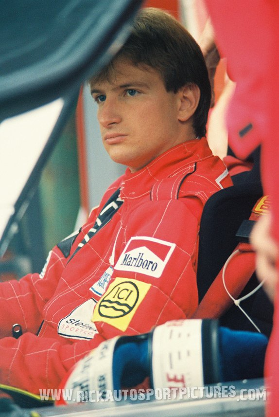 Volker-Weidler-1000 km Spa-1987
