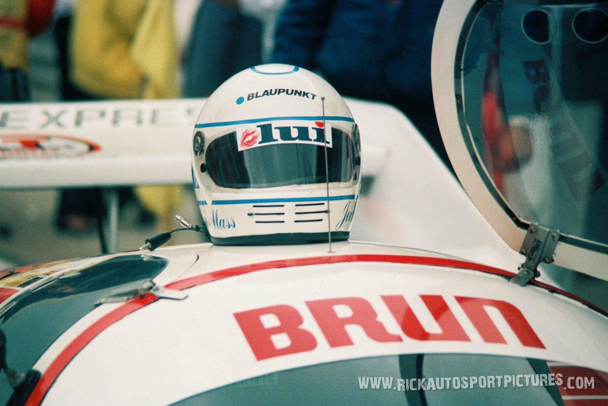 Jochen Mass Spa 1000 km 1987