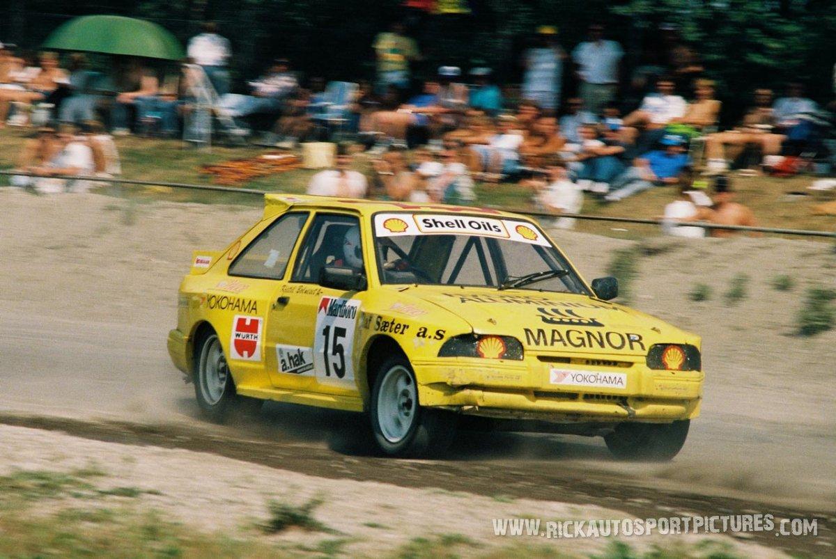 Kjetil Bolneset rallycross