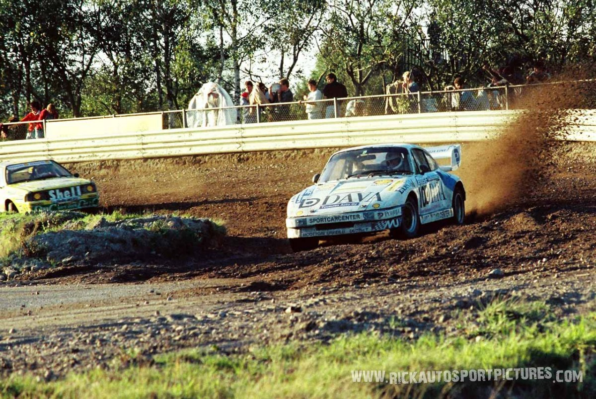 seppo niittymaki rallycross