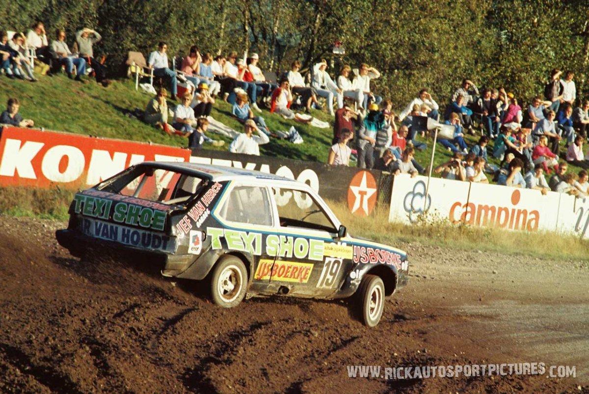 Wim Van Herck rallycross