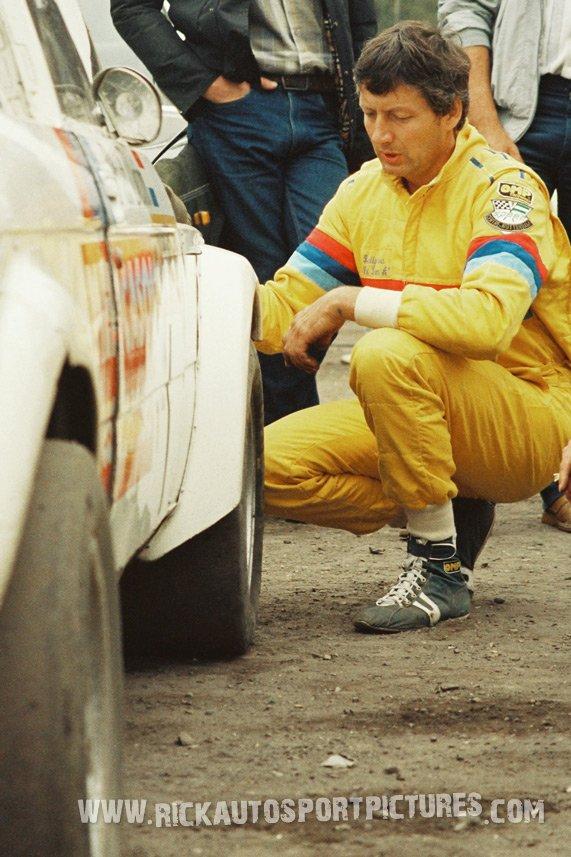 Piet Dam rallycross