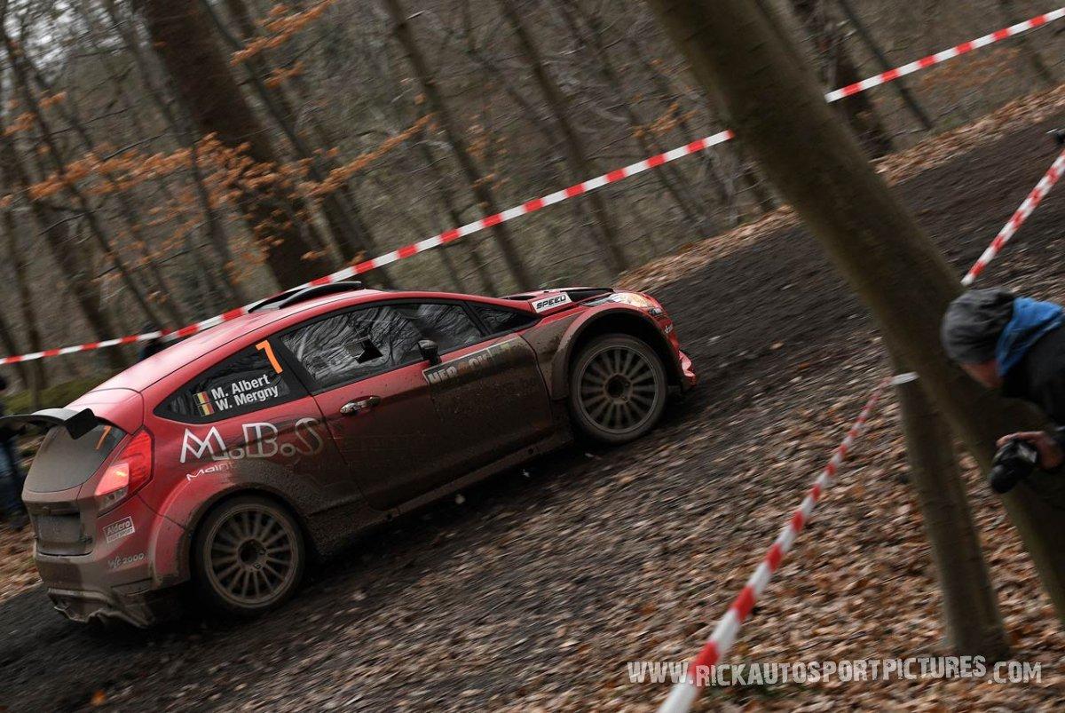 Michael Albert-Spa-Rally-2018