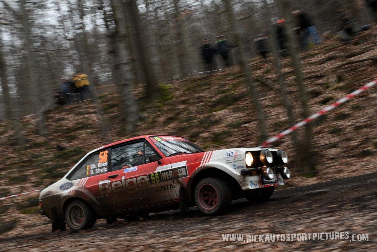 Christophe Daco-Spa-Rally-2018