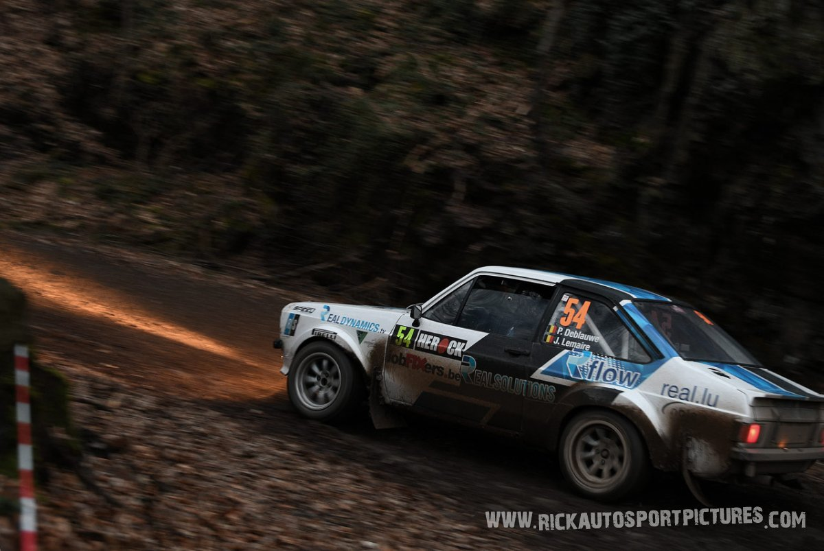 Patrick Deblauwe-Spa-Rally-2018