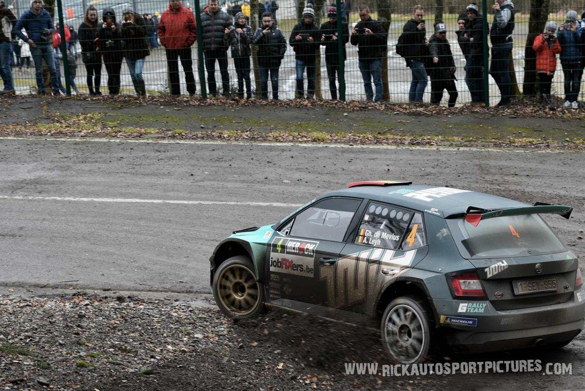 Ghislain De-Mevius-Spa-Rally-2018