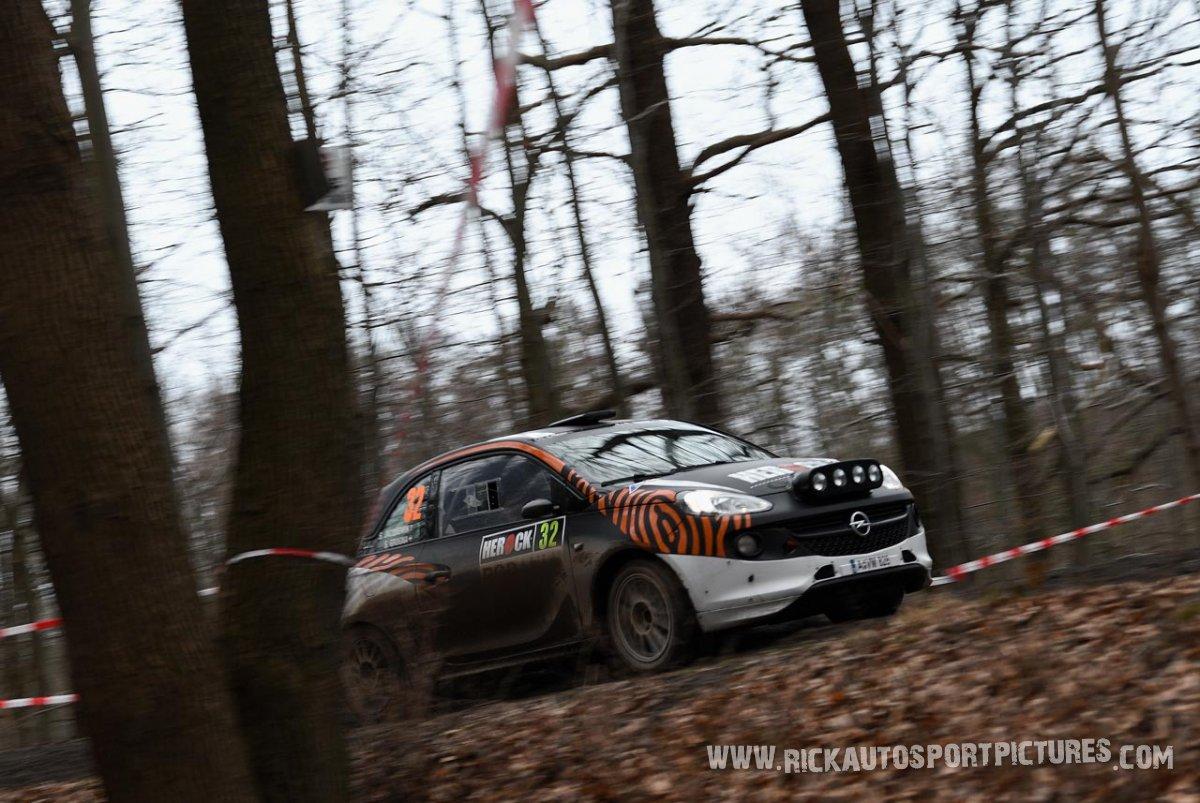 Sebastien Jacquemin-Spa-Rally 2018