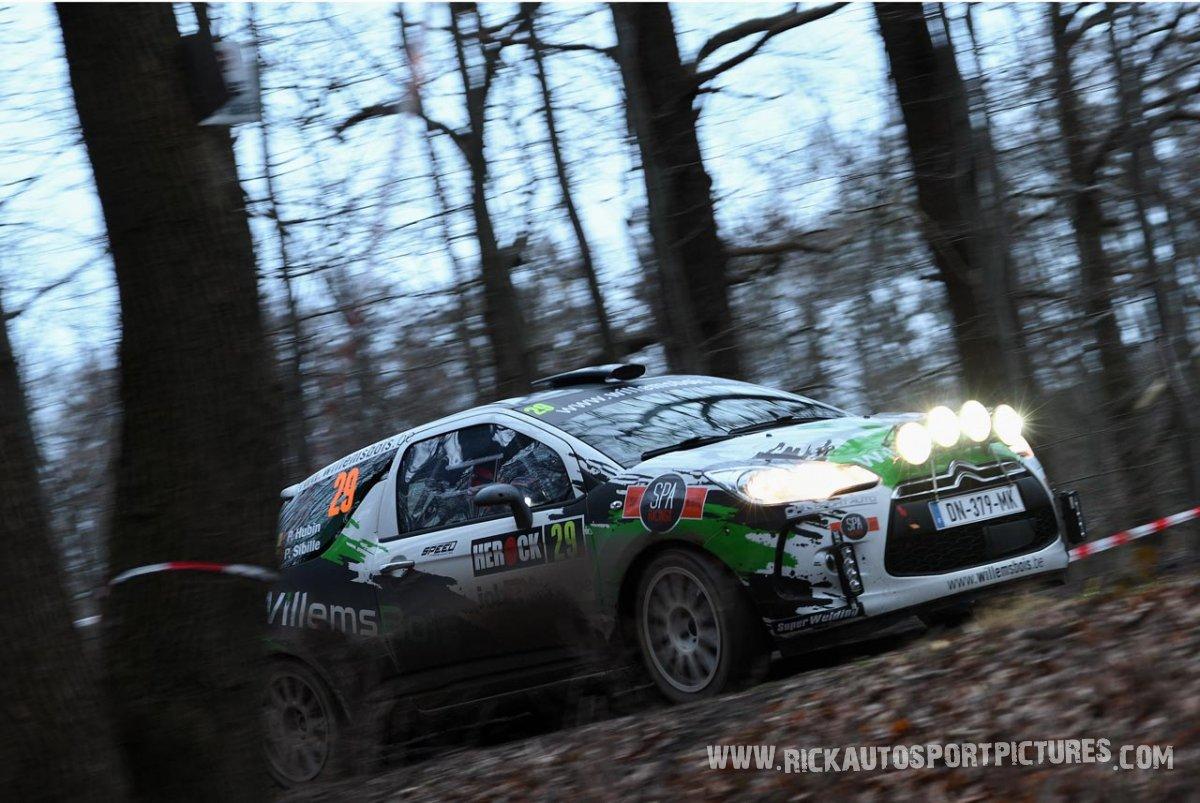 Pierre-Hubin-Spa-Rally 2018