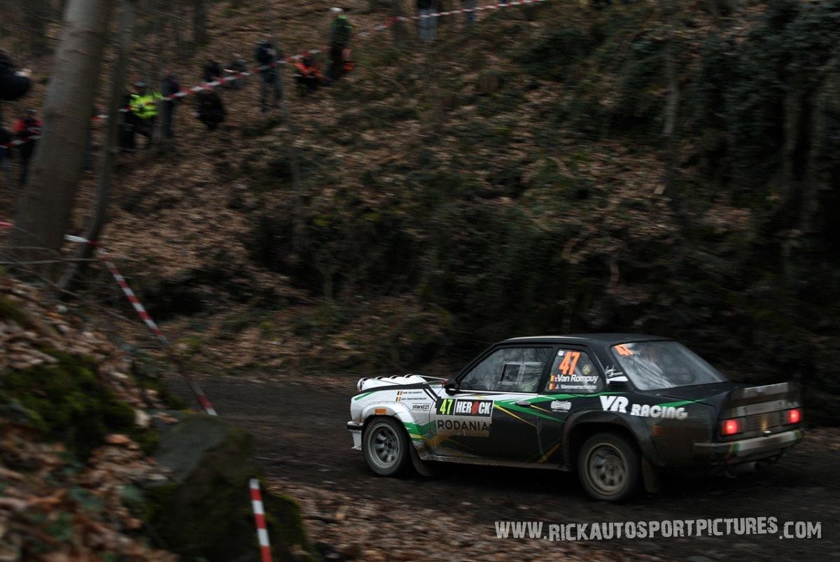 Tom van Rompuy-Spa-Rally-2018