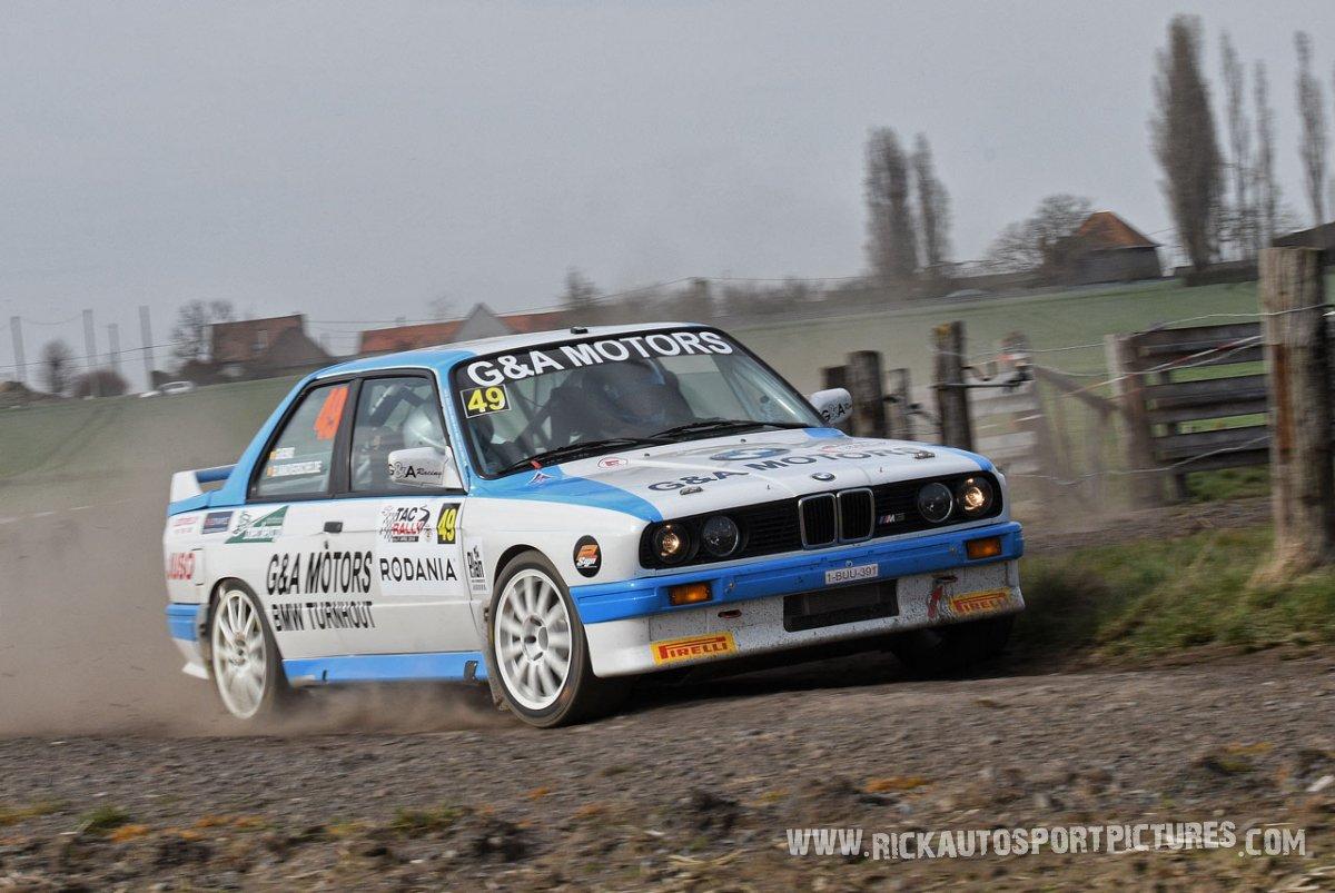 Guino Kenis-TAC-Rally-2018