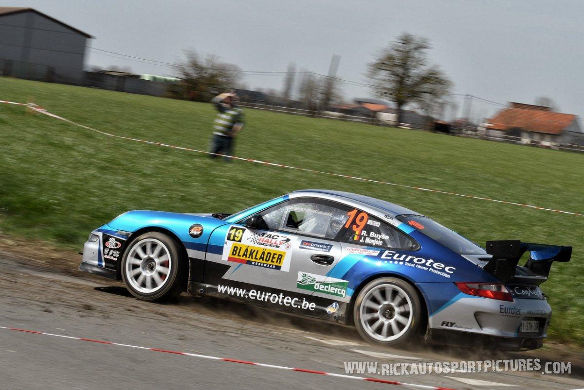 Rudy Buyse TAC Rally 2018