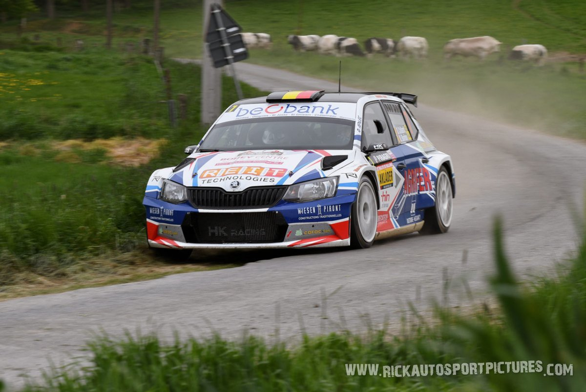 Olivier Collard-Rally-Wallonie-2018