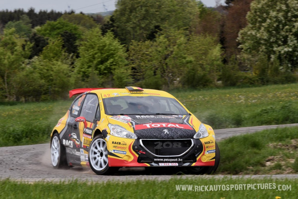 Guillaume De-Mevius-Rally-Wallonie-2018