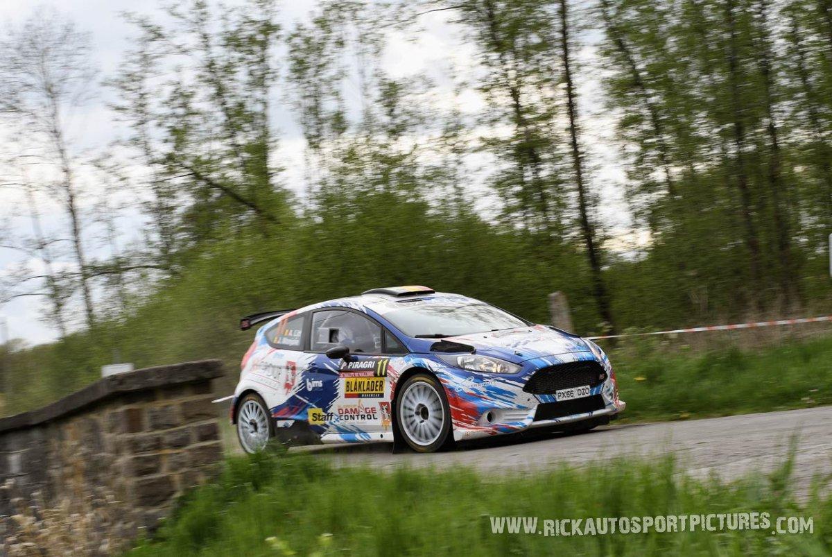 Alain Litt-Rally-Wallonie-2018