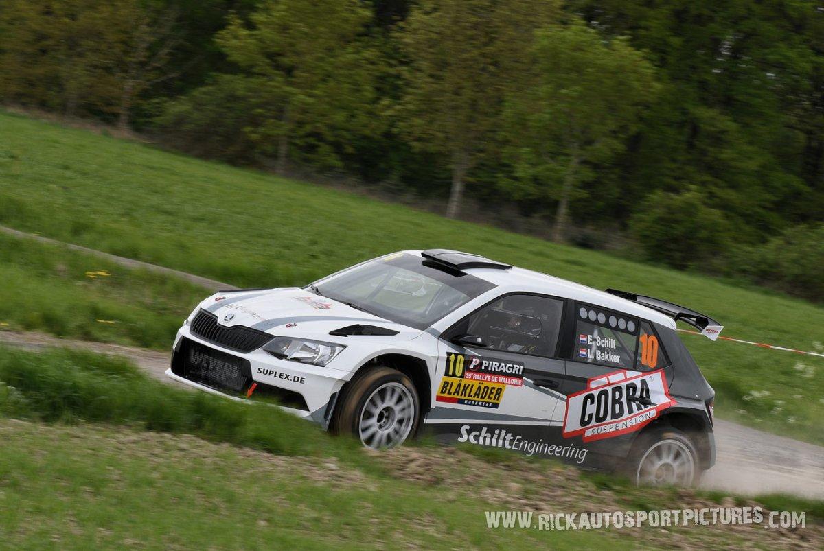 Edwin Schilt-Rally-Wallonie-2018