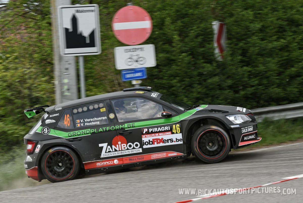 Vincent Verschueren-Rally-Wallonie-2018