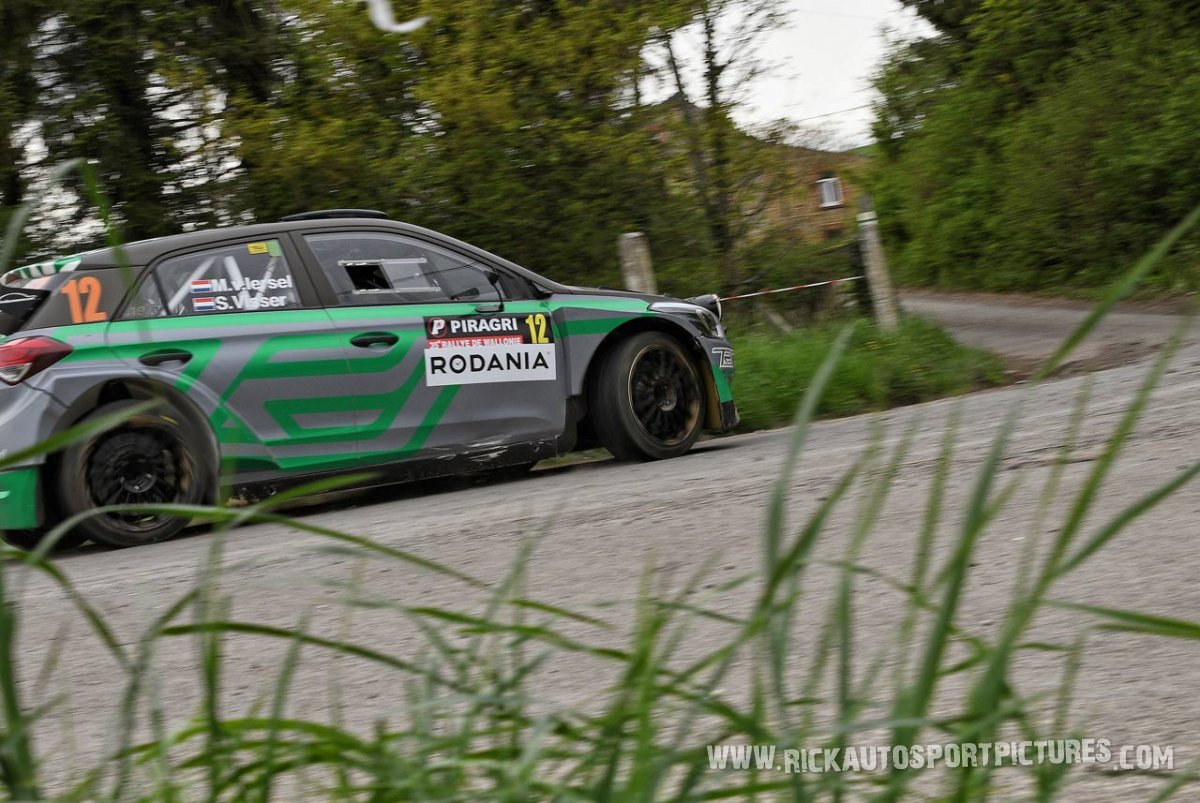 Martin Van-Iersel-Rally-Wallonie-2018