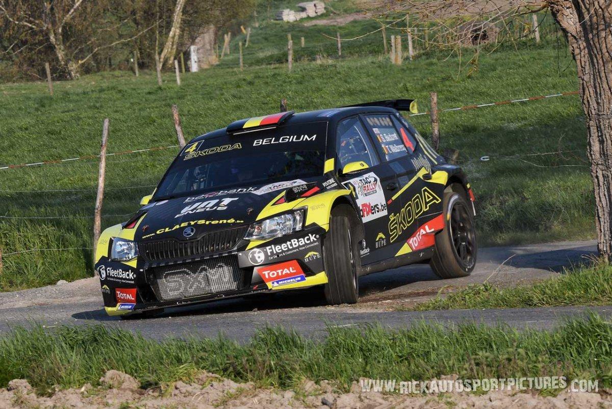 Sebastien Bedoret-TAC-Rally-2019