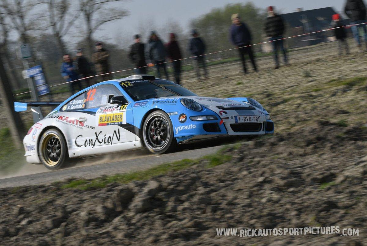 Chris Debyser-TAC-Rally-2019