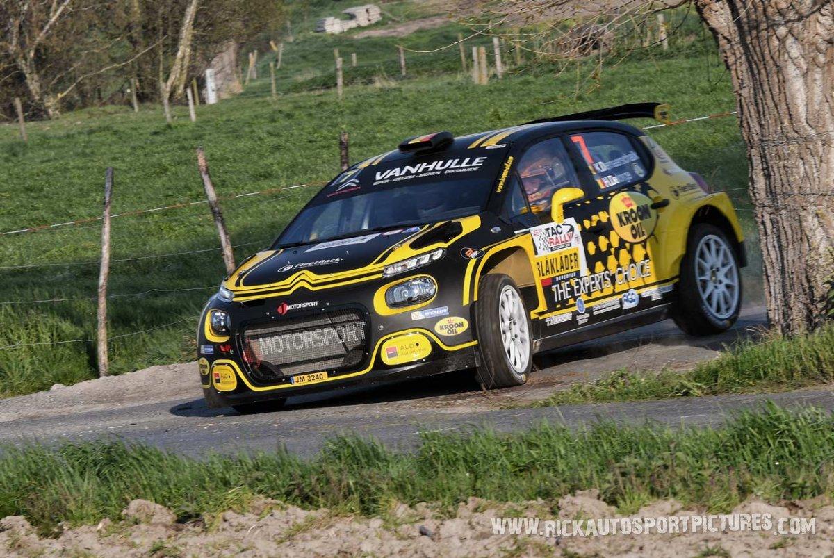 Kevin Demaerschalk-TAC-Rally-2019