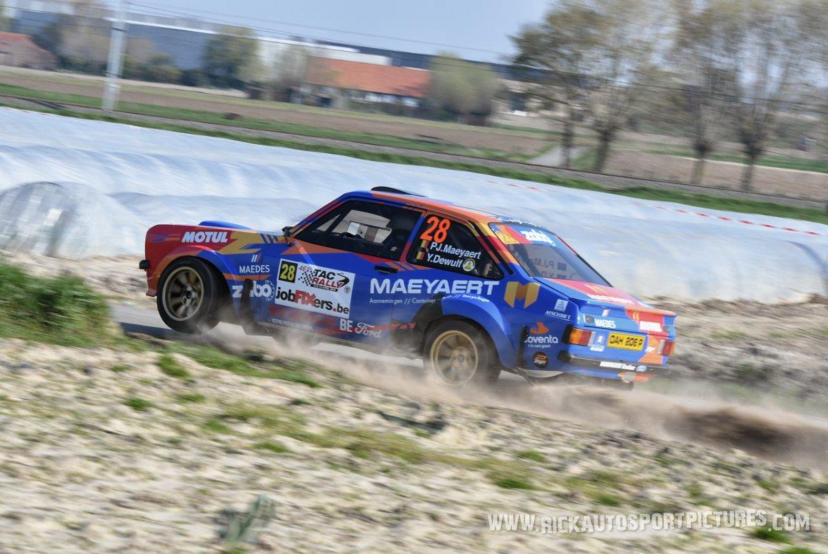 Pieter Jan Maeyaert-TAC-rally-2019