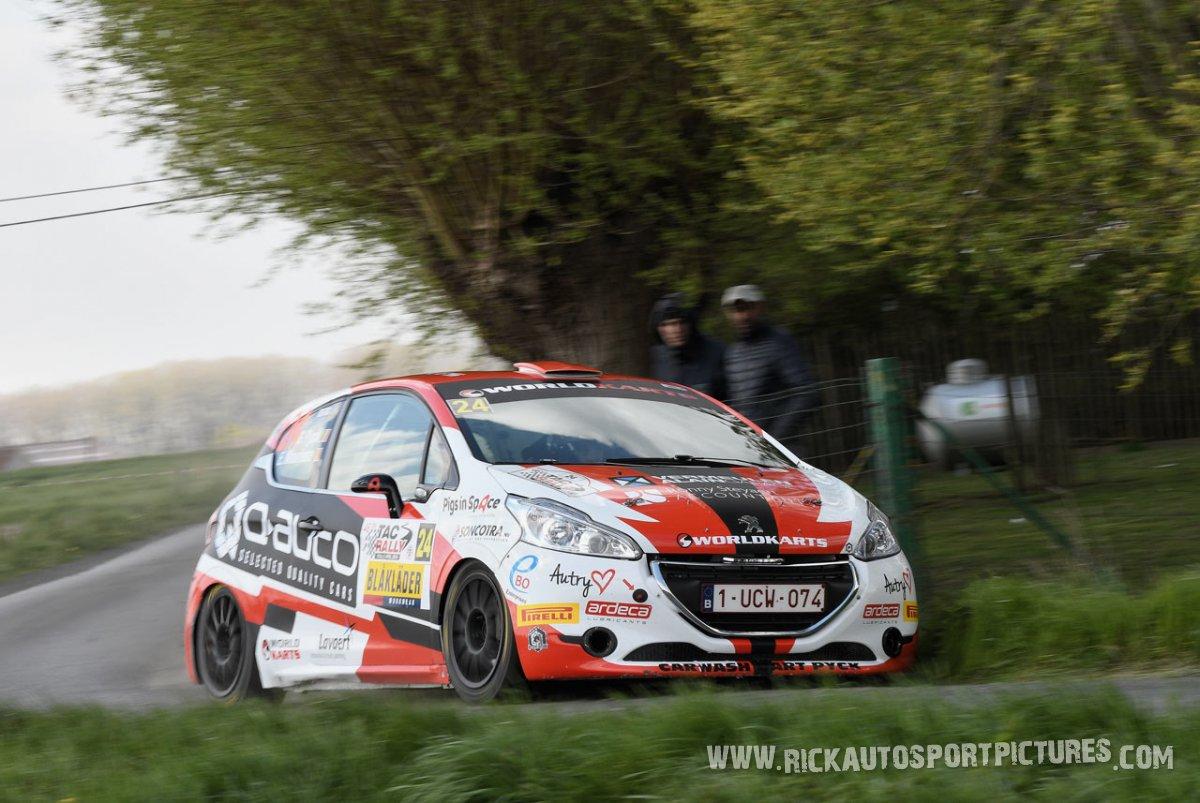 Gilles Pyck-TAC-Rally-2019