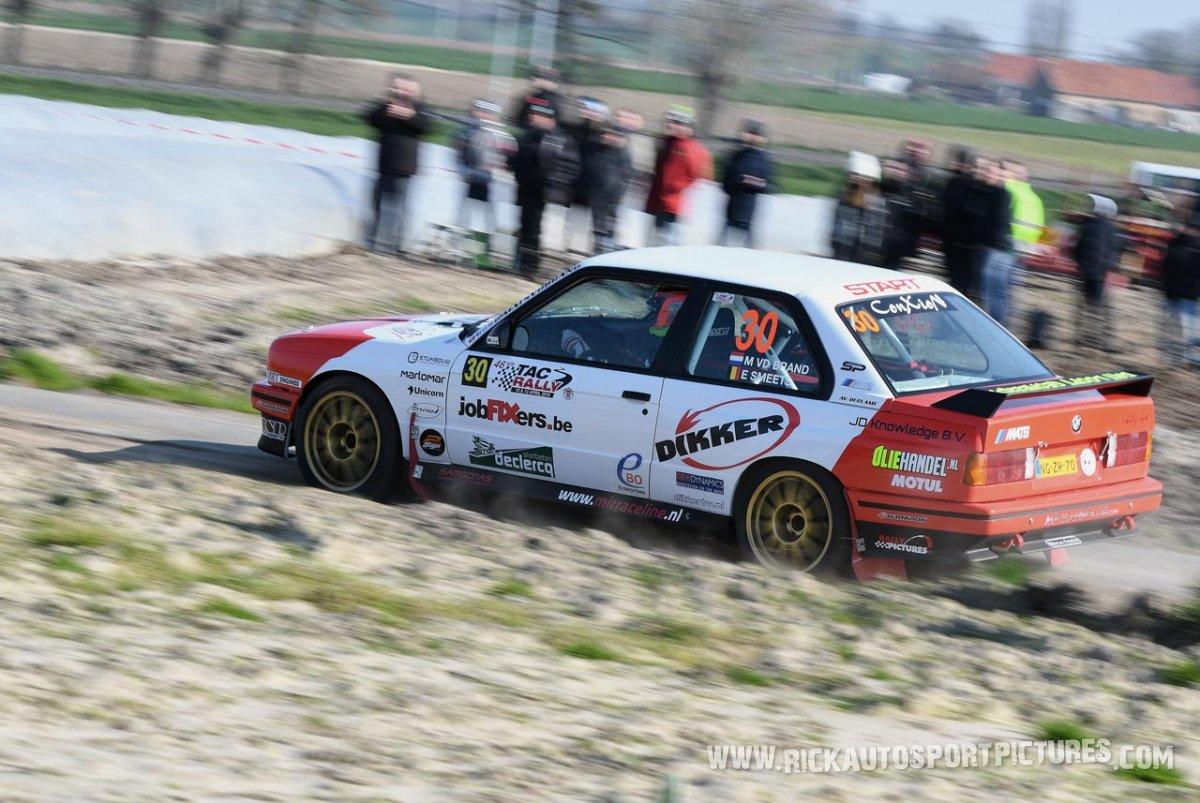 Mats van den Brand TAC Rally 2019