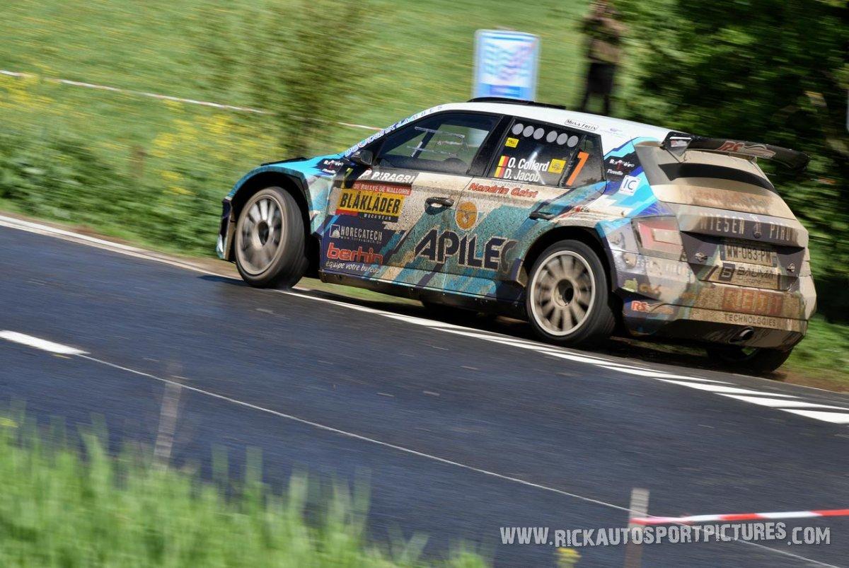 Olivier Collard-Rally-Wallonie-2019