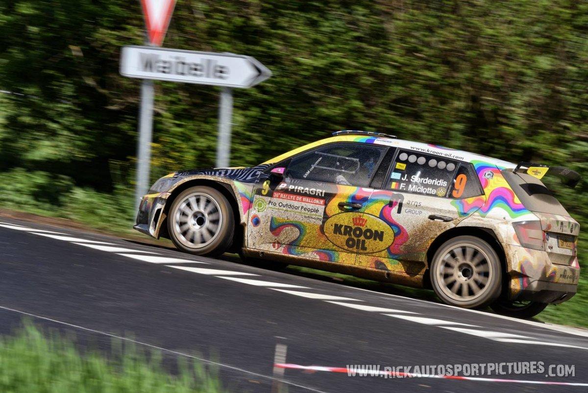 Jourdan Serderidis-Rally-Wallonie-2019