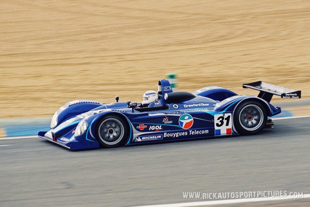 Alliot-Courage-Le-Mans-2003