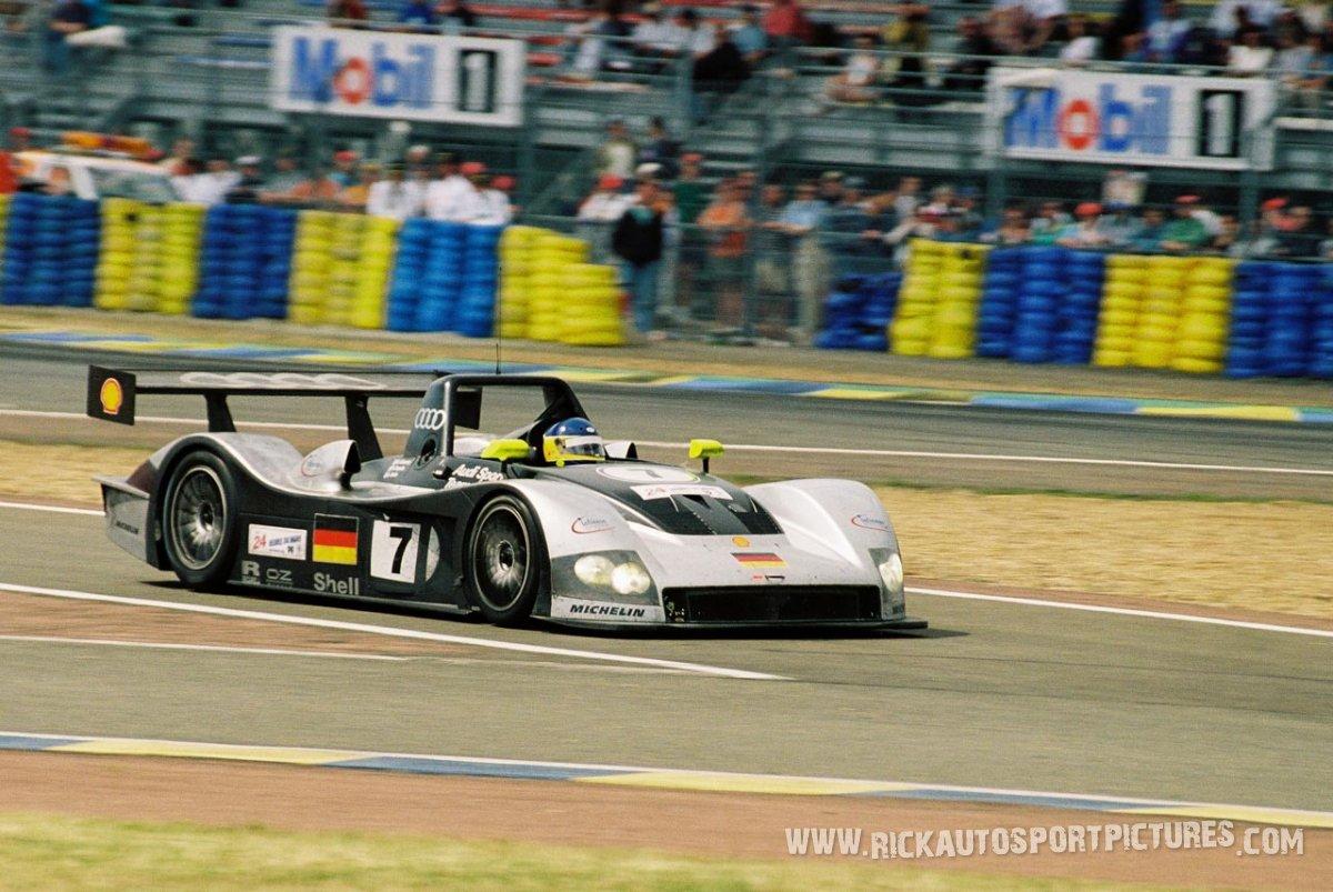 Audi-Joest-Le-Mans-1999