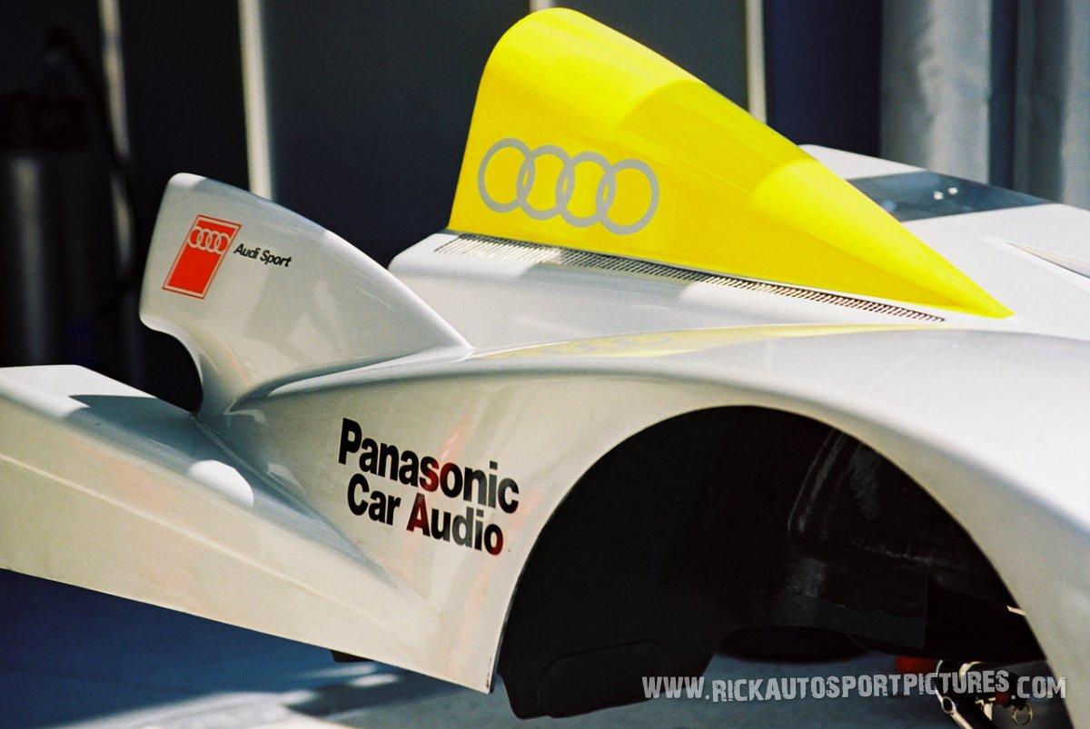Audi Sport-Le-Mans-2000