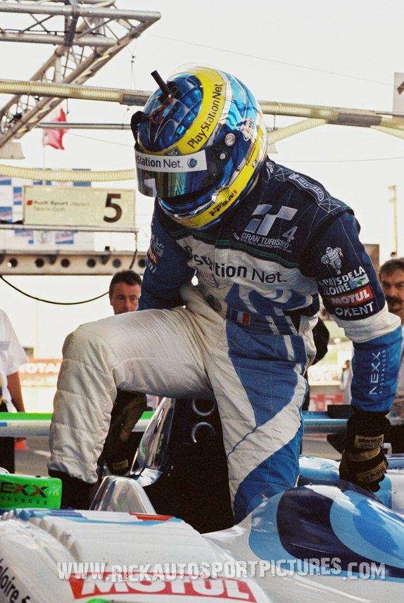 Bourdais-Le-Mans-2004