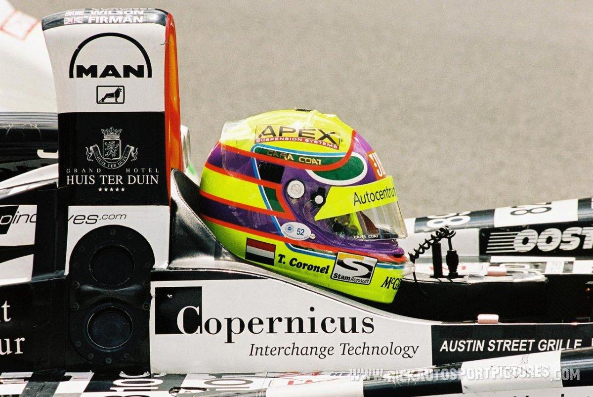 Tom Coronel-Le-Mans-2004