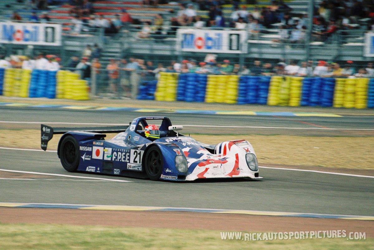Courage-Nissan-Le-Mans-1999