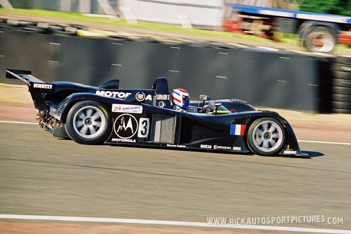 DAMS-Cadillac-Le-Mans-2000