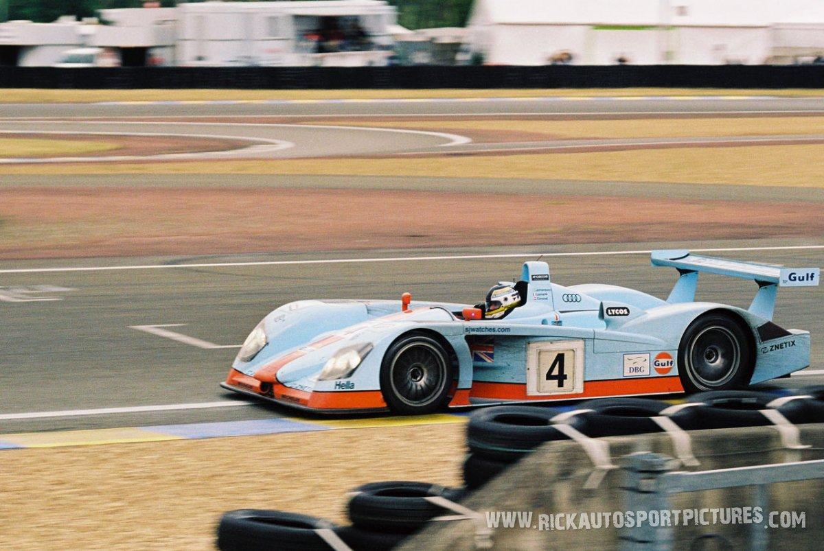 Stefan Johansson-Motorsport-Le-Mans-2001