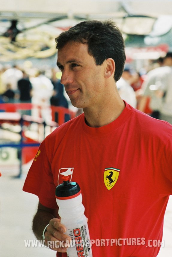 Peter Kox-Le-Mans-2004
