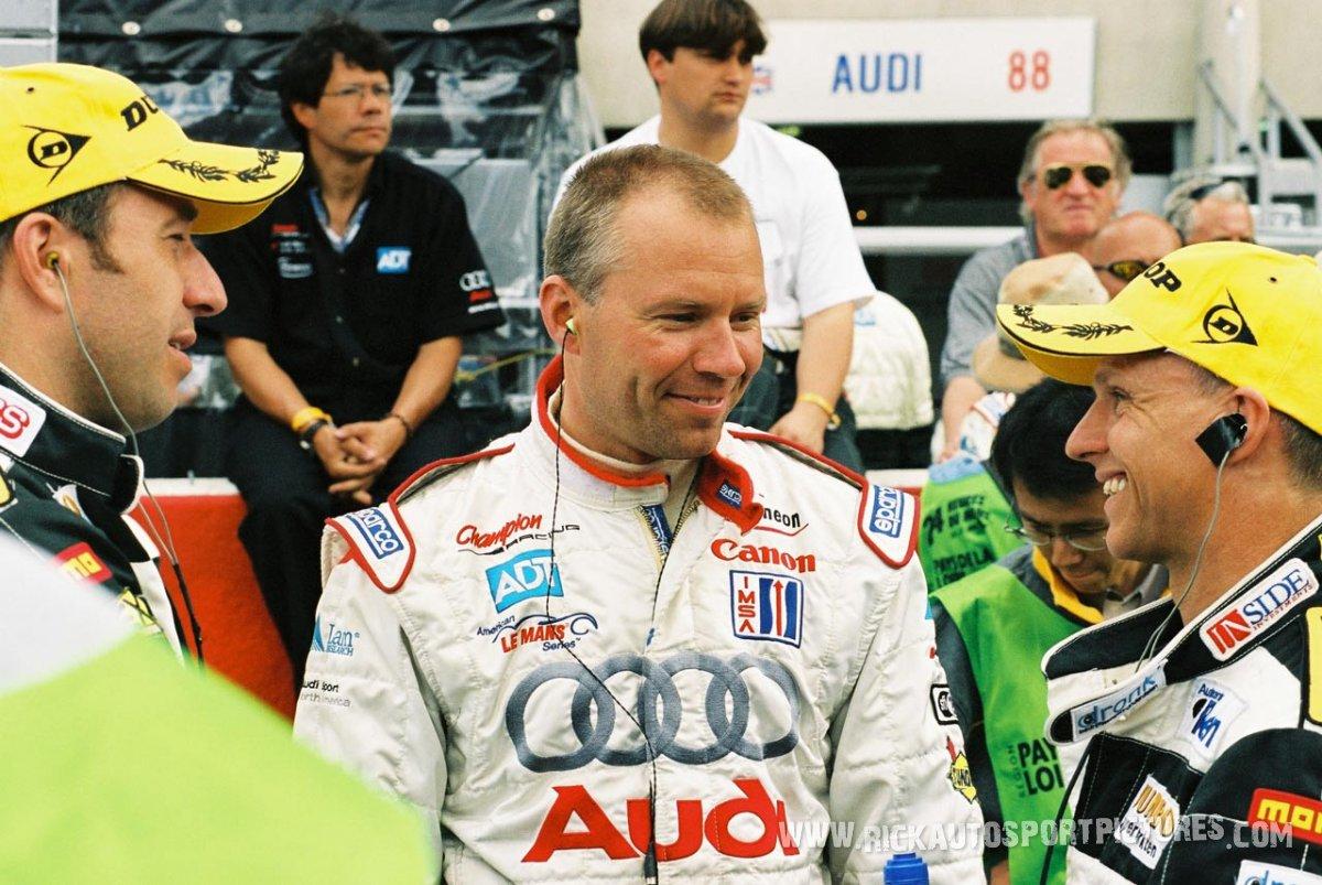 JJ Lehto-Le-Mans-2004