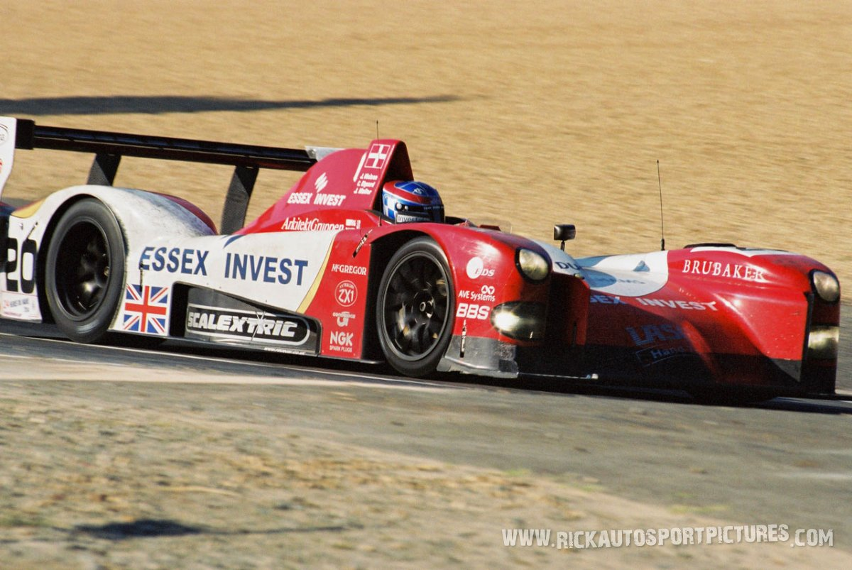 Lister Racing Le Mans 2004