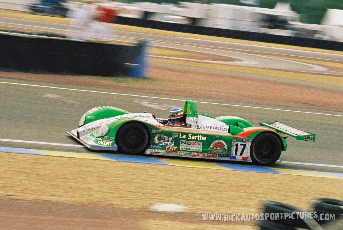 Pescarolo-Le-Mans-2001