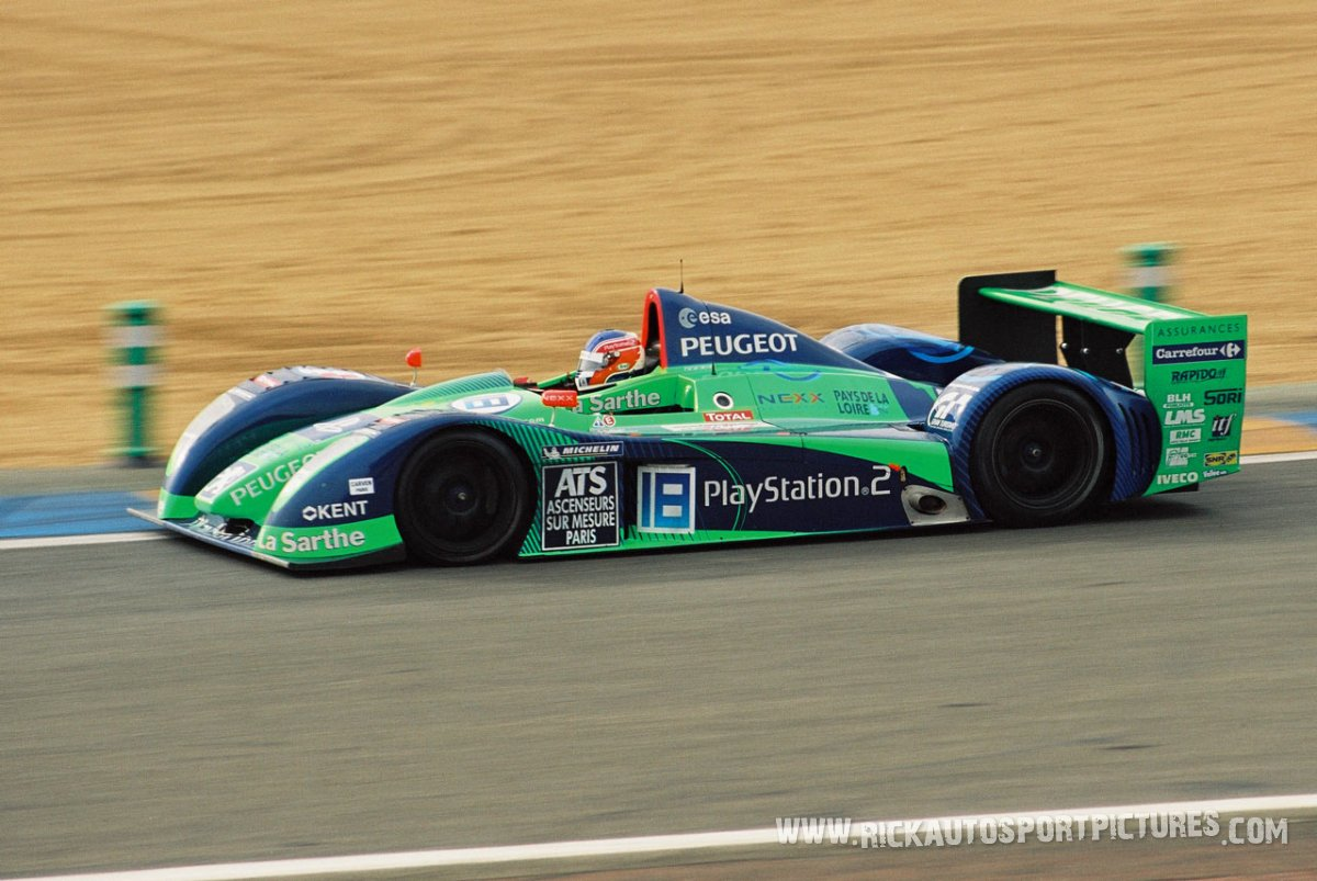 Pescarolo-Le-Mans-2003